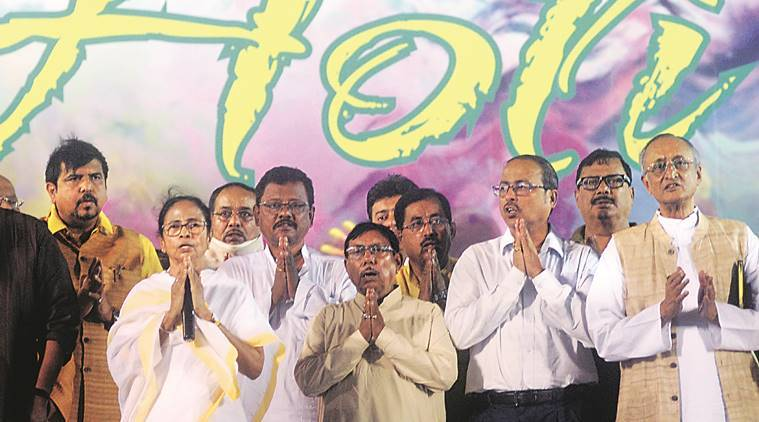 Won't allow communal divide: Mamata Banerjee