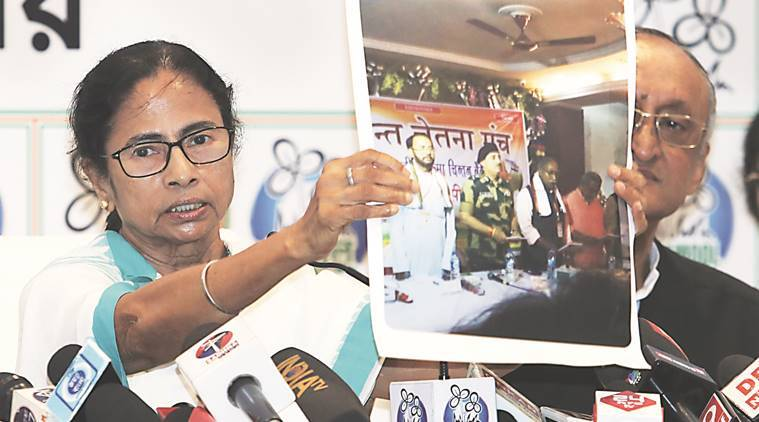 Mamata questions K K Sharma's appointment as special observer