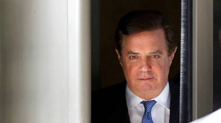 Donald Trump ex-aide Paul Manafort apologies, asks judge for leniency