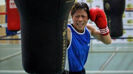 Mary Kom to make competitive debut in 51kg at home at India Open