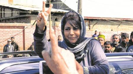 Mehbooba's election pitch from J&K Ground Zero: I need to speak for you in Parliament