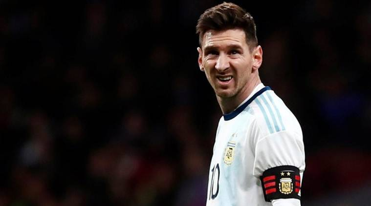Lionel Messi injured on return as Argentina lose 3-1 against Venezuela