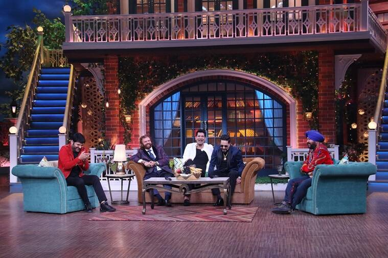 the kapil sharma show latest episode