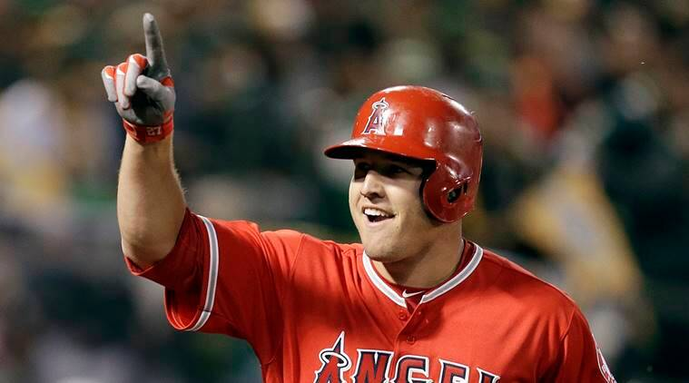 Baseball Star Mike Trout To Sign Biggest Contract In Sports History
