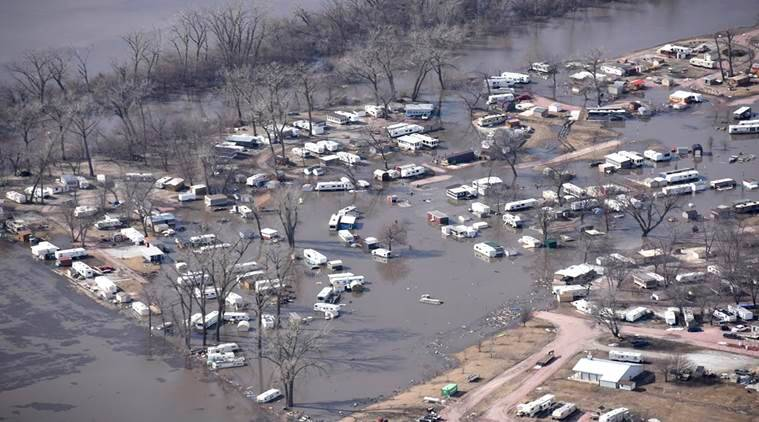 Missouri governor declares state of emergency amid rising floodwaters in Midwestern US