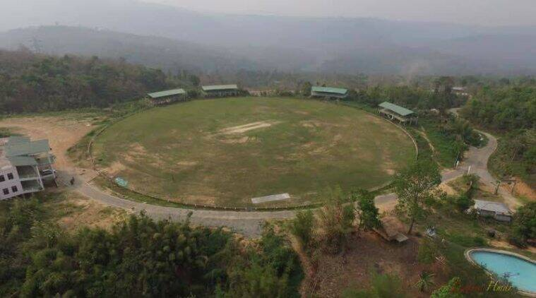 Mizoram Cricket Ground, Suaka Memorial Cricket Ground in Sihhmui