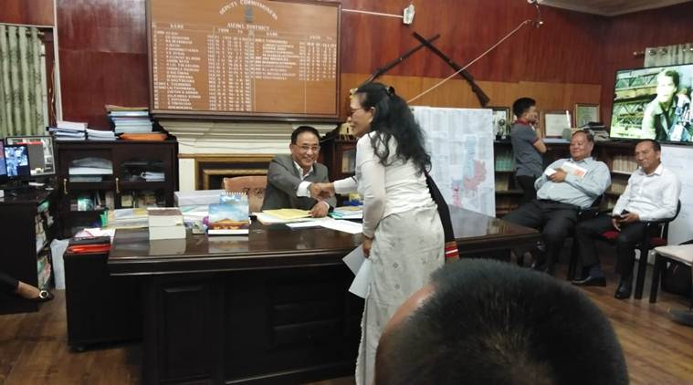 Decision 2019: Divine intervention leads woman to contest parliamentary elections for first time in Mizoram history