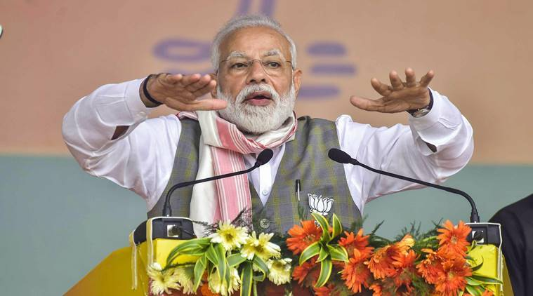In Northeast, PM Modi raises poll pitch, says oppn 'disheartened by India's growth'