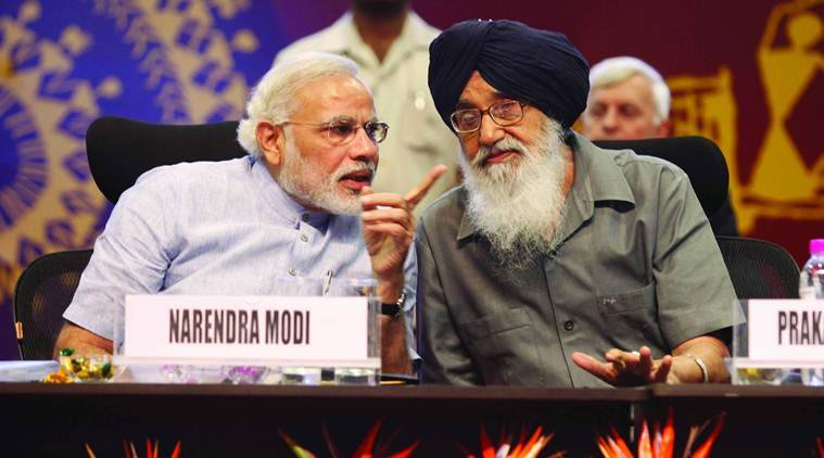 Akali Dal-BJP chemistry in Punjab: Complementary vote banks, good equations