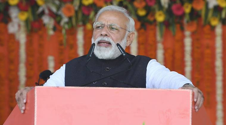 Main Bhi Chowkidar Campaign: Pm Modi To Interact With People From 500 Places On March 31