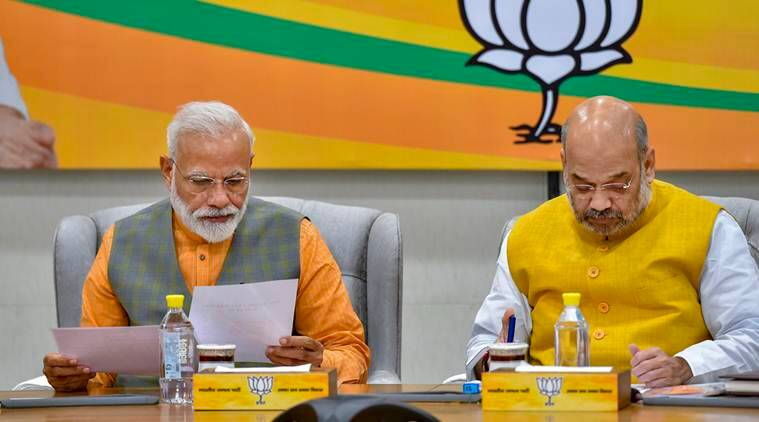 Lok Sabha elections 2019: BJP releases second list of candidates, Sambit Patra to contest from Puri