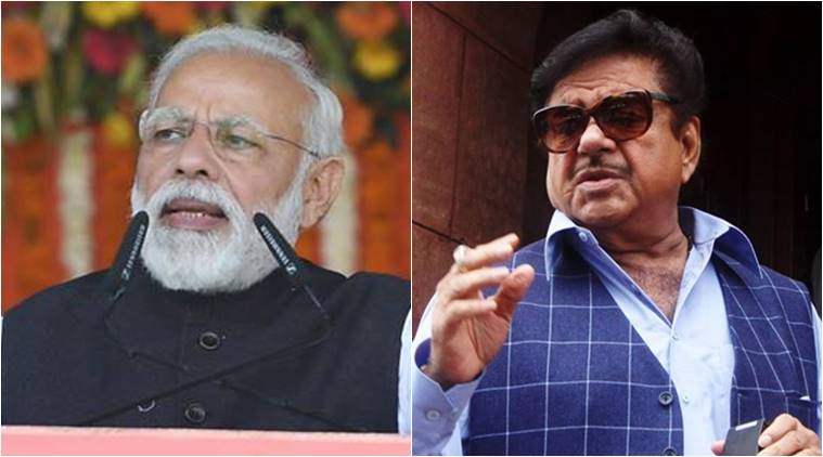 'Courageous, thought-provoking': Shatrughan Sinha heaps praises on PM Modi's I-Day speech