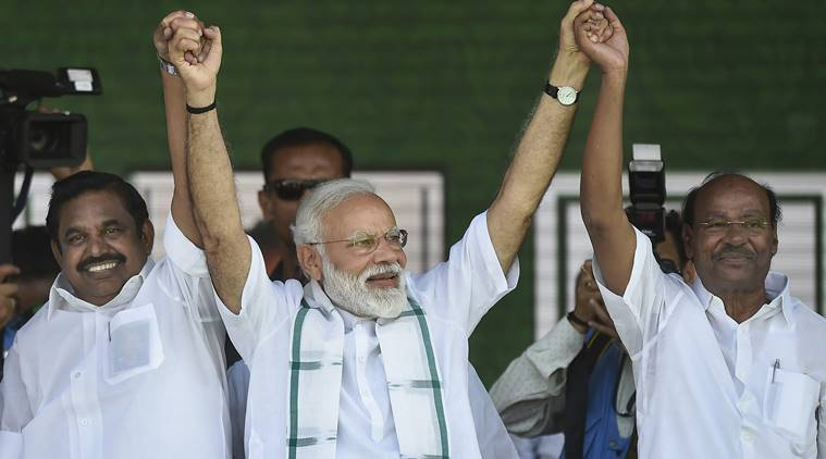 There is competition among Opposition leaders who will abuse Modi most: PM
