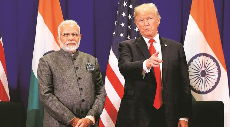 us iran sanctions, us iran tensions, modi trump, india us iran tensions, escalation of us iran tensions, iran oil, indian express