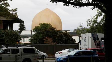 christchurch mosque shooting, christchurch mosque shootings, new zealand mosque shooting, new zealand, al noor mosque, world news, indian express news