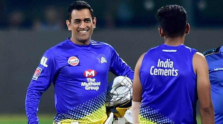 IPL 2019: MS Dhoni gets massive cheers at CSK practice session, watch video