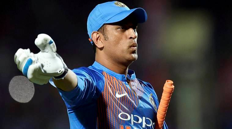 ms dhoni, ms dhoni pavillion, dhoni stand, ms dhoni stand, ranchi cricket stadium, india vs australia, ind vs aus ranchi, cricket news, indian express