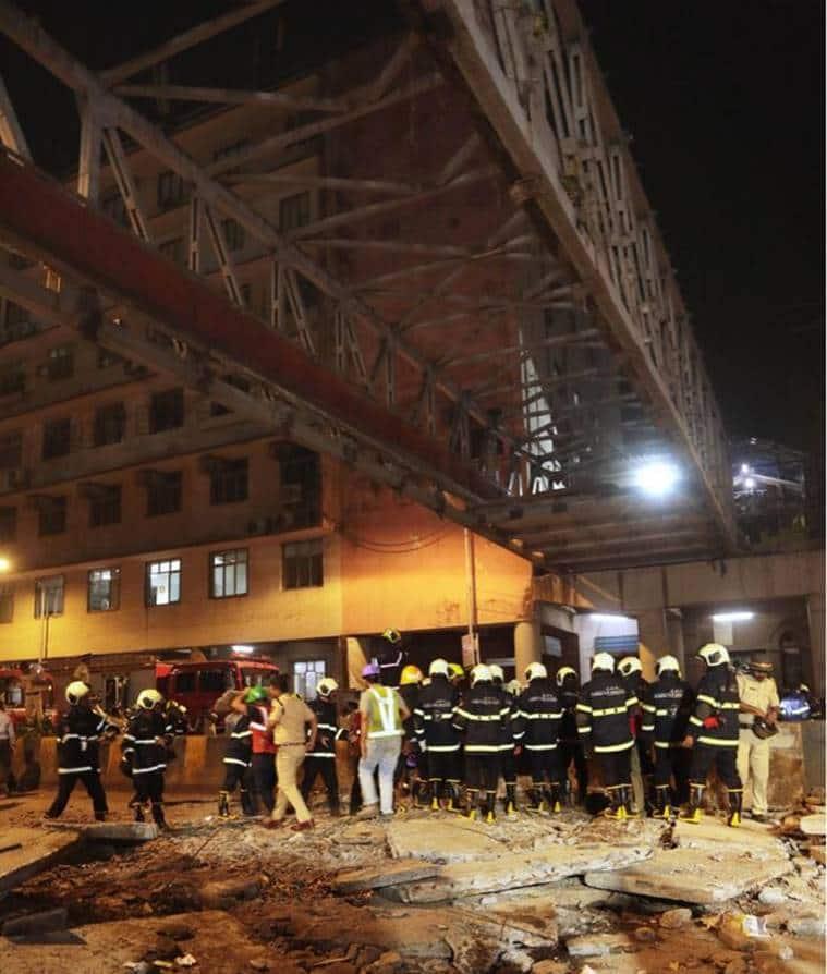 Mumbai CST foot over bridge collapse: What we know so far