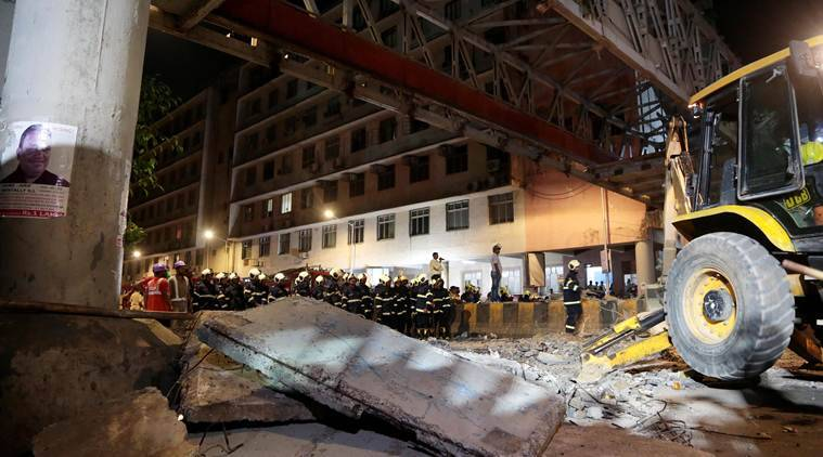 Mumbai foot overbridge collapse in CST: Among dead, three nurses, two in hospital they worked