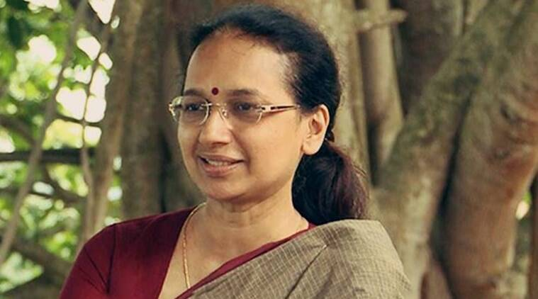 Nalini Netto resigns as chief principal secretary to Kerala CM