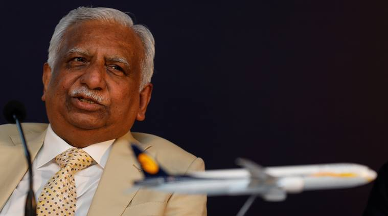 naresh goyal, jet airways, jet airways debt, jet airways case, delhi high court, jet airways debt restructuring plan, jet airways look out circular, india news, naresh goyal travel ban