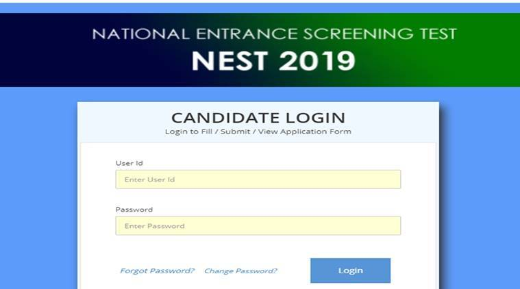 nest, nest 2019, NEST 2019 exam date, nestexam.in, nest, university of mumbai admission, atomic energy, ug courses, class 12 courses, offbeat ug courses, courses after class 12, education news