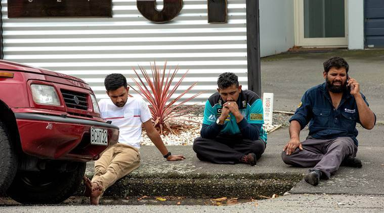 As many as 49 people were killed after a gunman opened fire at worshippers gathered in Al Noor Mosque in central Christchurch and the Linwood Mosque in the city's outer suburb on Friday. (Reuters)