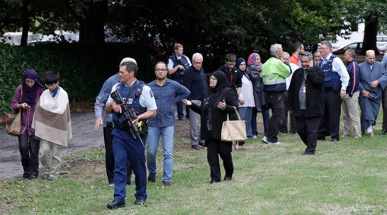New Zealand Shootings Picture: Christchurch Mosque Terror Attack: New Zealand Vs