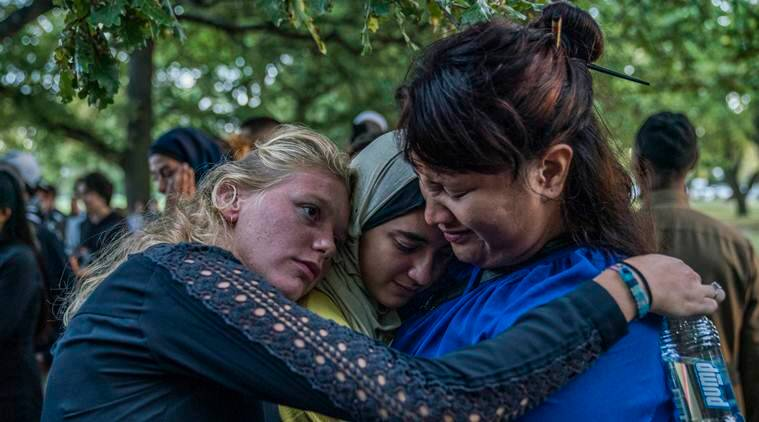 In New Zealand, spreading the mosque shooting video is a