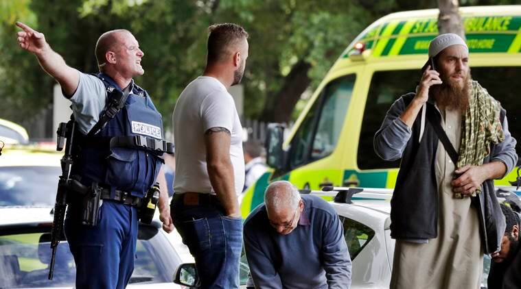christchurch shooting, christchurch mosque shooting, new zealand shooting, new zealand police, new zealand terror attack, christchurch terror attack, latest news, new zealand news, world news