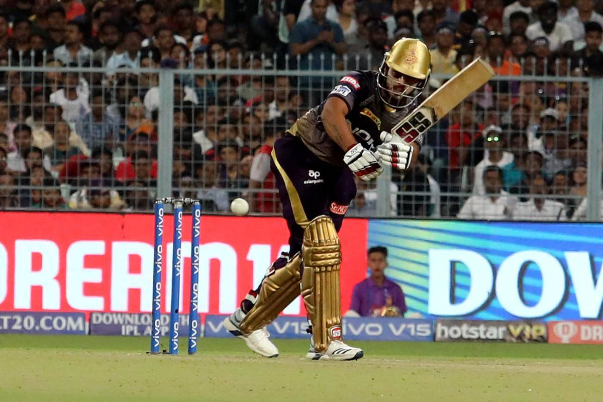 Ipl 2019 Kkr Vs Srh Nitish Rana Blames Power Outage For His Dismissal Sports News The Indian Express