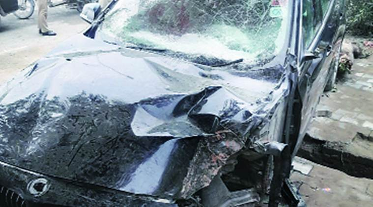 Out for a drive on his birthday, man dies as BMW rams divider in Noida