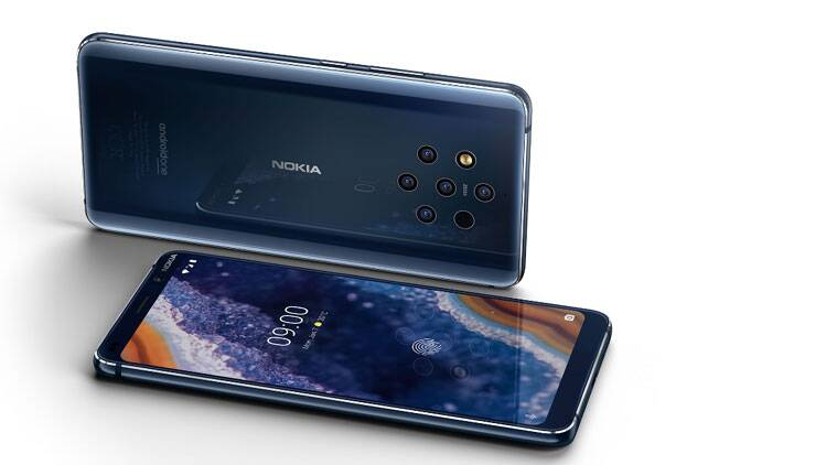 Nokia 9 PureView gets first update, adds face-unlock and camera