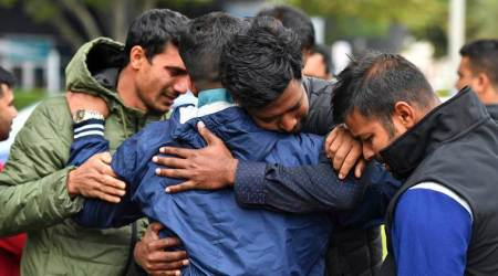 'It doesn't open': Christchurch mosque shooting survivors describe terror at door