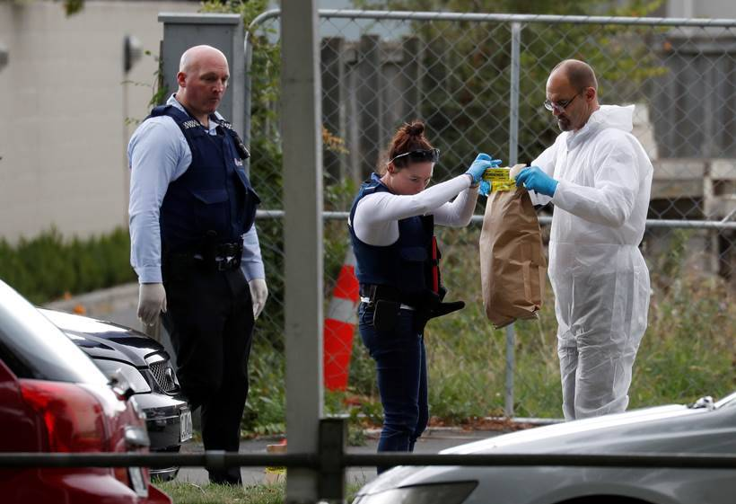 Masjid Christchurch Update: Attacker Guns Down 49 In Two New Zealand Mosques, Carnage