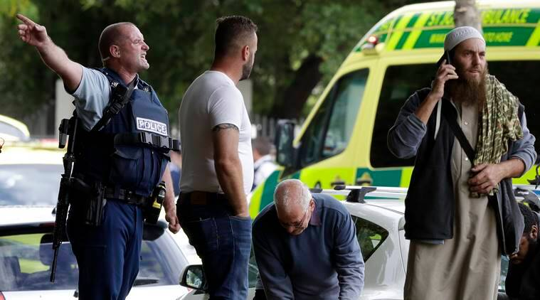 Shooting In Christchurch Video Twitter: Christchurch Terror Attack LIVE UPDATES: Protesters Gather