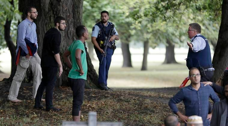 Christchurch Shooting Manifesto: In New Zealand Gunman's Manifesto: Invaders From India