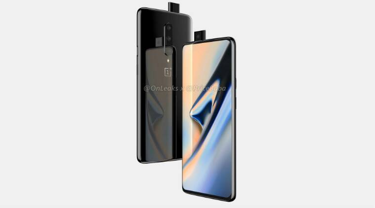 oneplus 7, oneplus 7 launch, oneplus 7 leak, oneplus 7 render image, oneplus 7 specifications, oneplus 7 features, oneplus 7 launch date, oneplus 7 launch