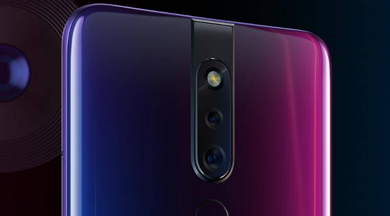 Vivo V15 is official with a fingerprint scanner on the back