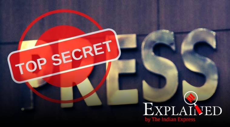 Official secret act, osa law, secret act law, india's secret act law, what is the official secrets act, rafale case supreme court, rafale case documents, Rafale deal, rafale case stolen documents, indian express news