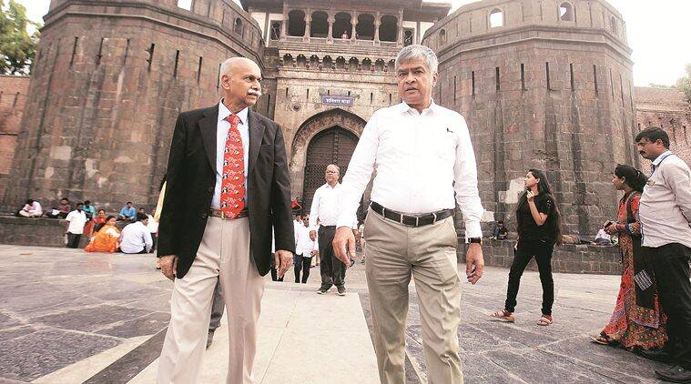 Inquiry commission visits Shaniwar Wada, seeks information on permission for Elgaar Parishad