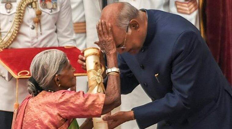 Padma awards, padma bhushan, padma vibhushan, ram nath kovind, president of india, indian express, president confers padma awards, manoj bajpayee padma award, sunil chhetri, gautam gambhir, indian express