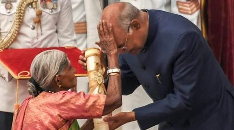 Padma awards, padma bhushan, padma vibhushan, ram nath kovind, president of india, indian express, president confers padma awards, manoj bajpayee padma award, sunil chhetri, gautam gambhir, indian express
