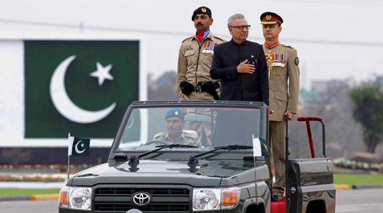 It would be 'mistake' for India to view Pakistan with a pre-partition eye: Prez Alvi