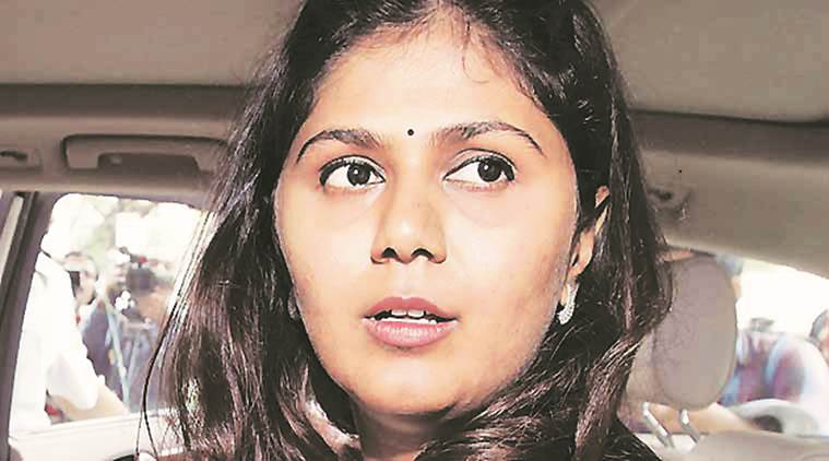 Anguished by media speculation, defection not in my blood: Pankaja Munde