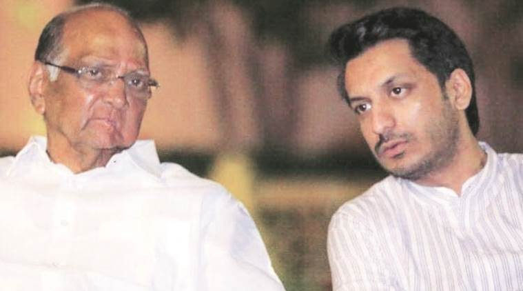 lok sabha elections, sharad pawar, parth pawar, ncp, congress, pune, election news, indian express news