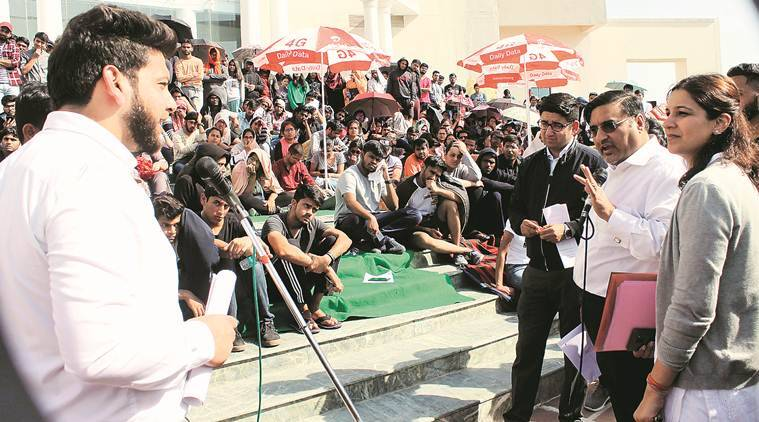 Students call off protest at Patiala law university after govt steps in