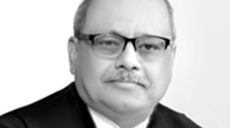 Retired Supreme Court judge Pinaki Chandra Ghose will be India's first Lokpal. (Source: Supreme Court website)