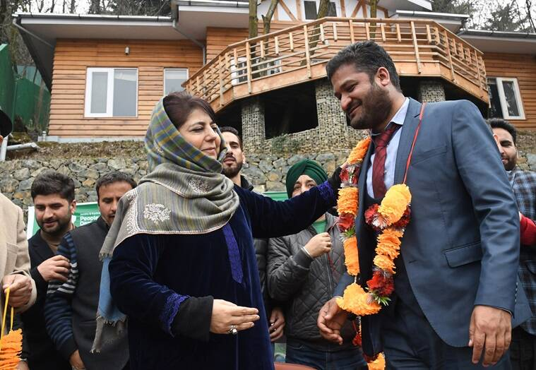 Govt's new policy is to choke democratic space in Kashmir, says Mehbooba