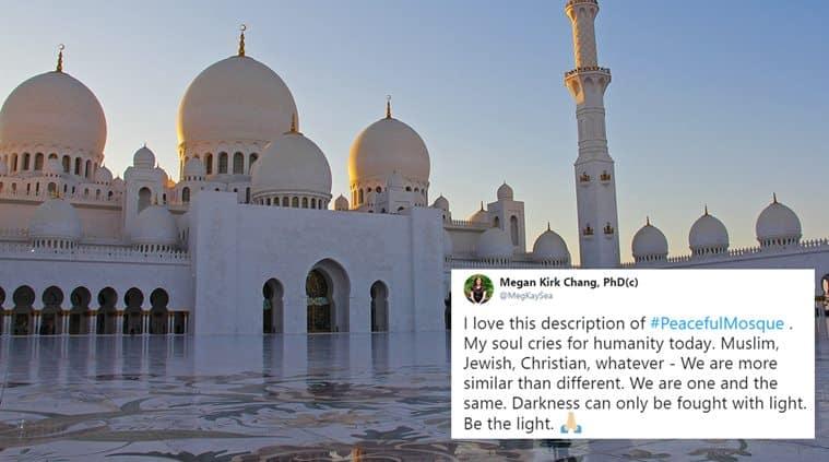 Christchurch mosques shooting, new zealand shootings, nz mosque attack, christchurch mosque attack, peaceful mosques, viral news, good news, indian express, world news